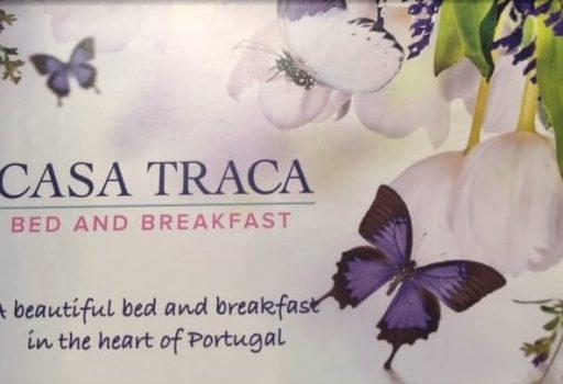 Digitaal visitekaartje Casa Traca