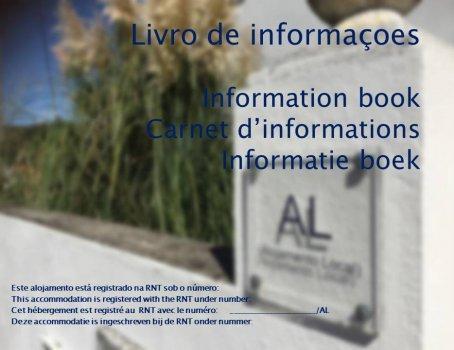 Informatieboek in 4 talen