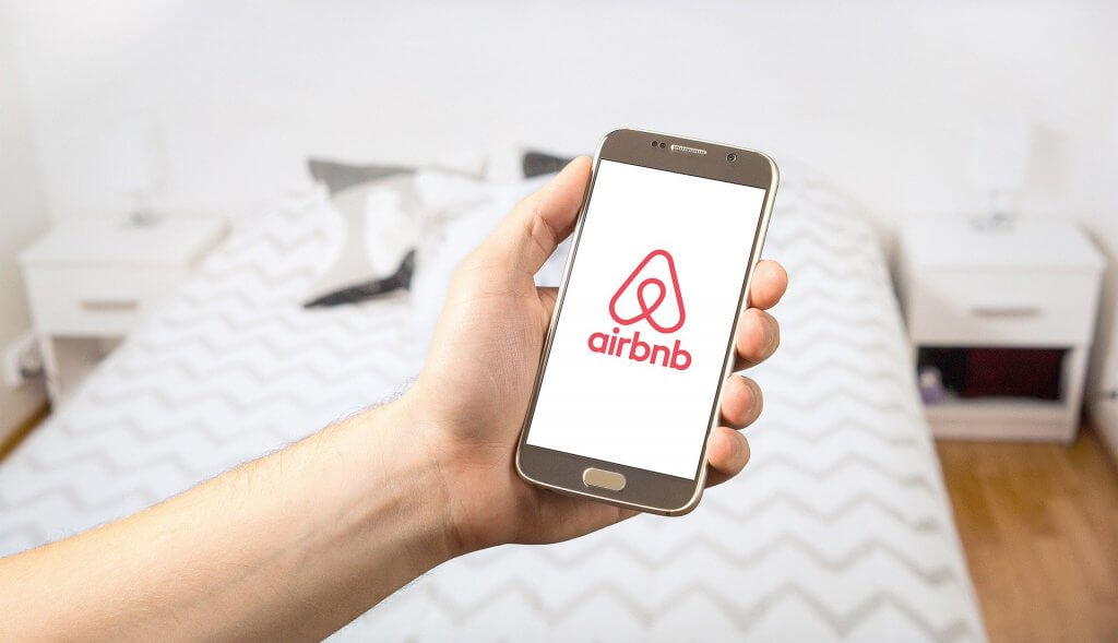 Airbnb via channelmanager