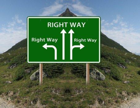 Keuzes maken -Beslissingen nemen