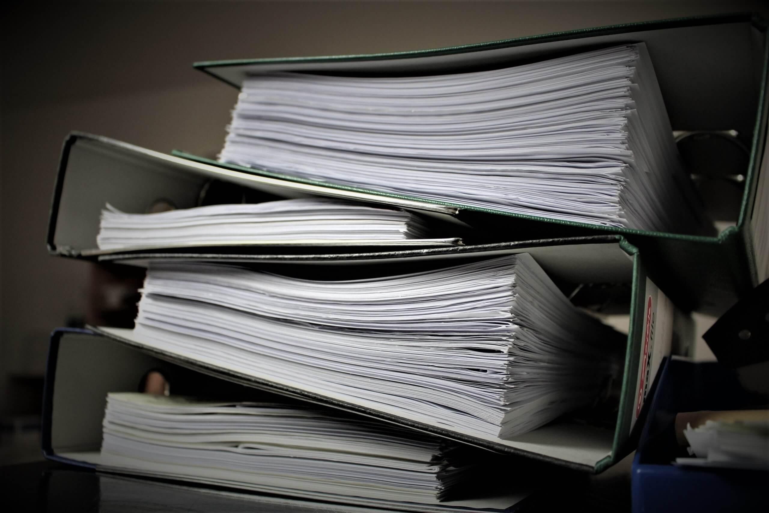 Administratie doorspitten voor aangifte belasting 2019