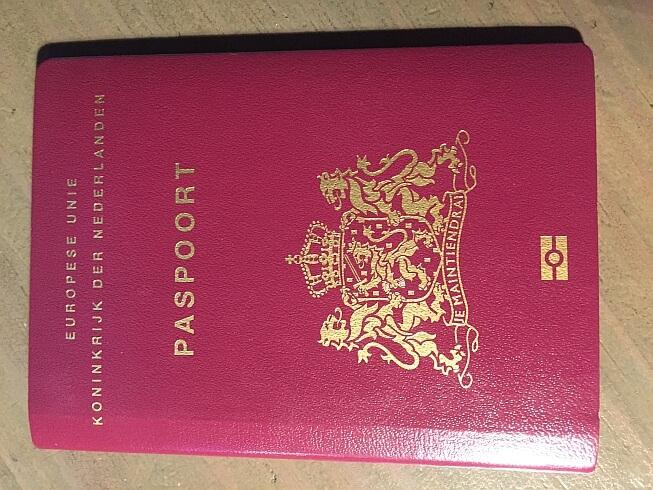 AVG persoonsgegevens paspoort privacywetgeving