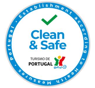 Clean & Safe voor alojamento local