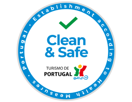 Clean & Safe voor alojamento local
