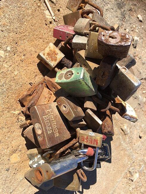 hyperlinken en SEO: sloten bij Cabo da Rocha