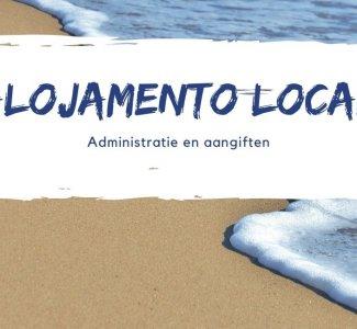 Alojamento Local aangiften