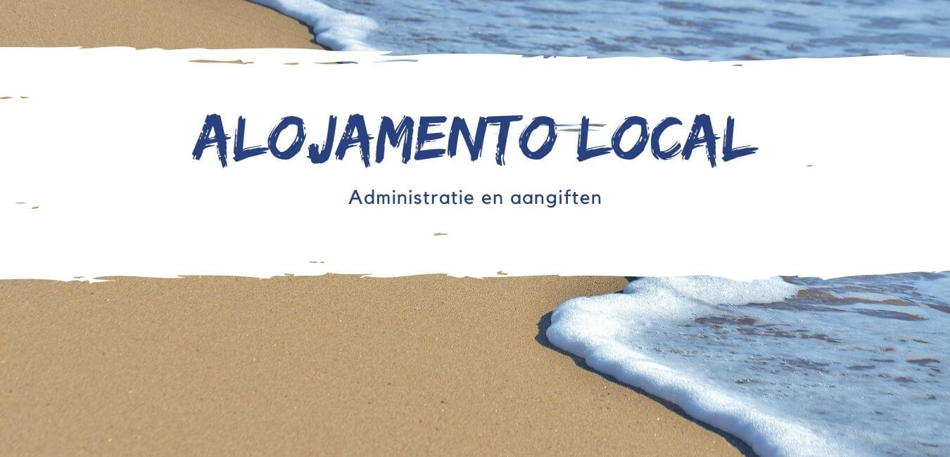 Alojamento Local aangiften